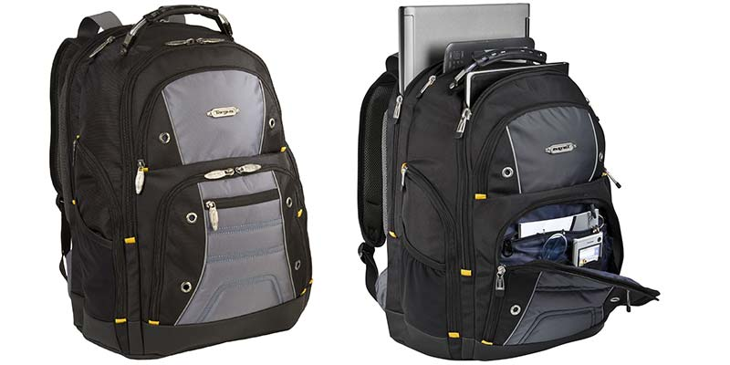 17-Inch Targus Drifter II Macbook pro Backpack