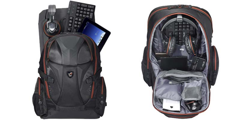 ASUS Republic of Gamers Nomad Backpack for 17-inch Laptops