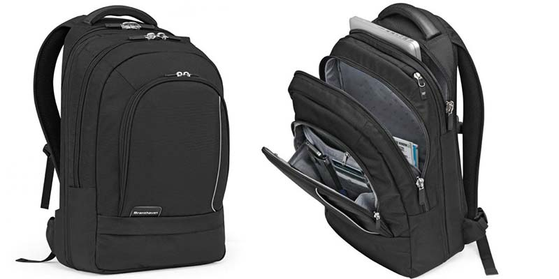 Brenthaven ProStyle Backpack for 17 inch Macbook pros