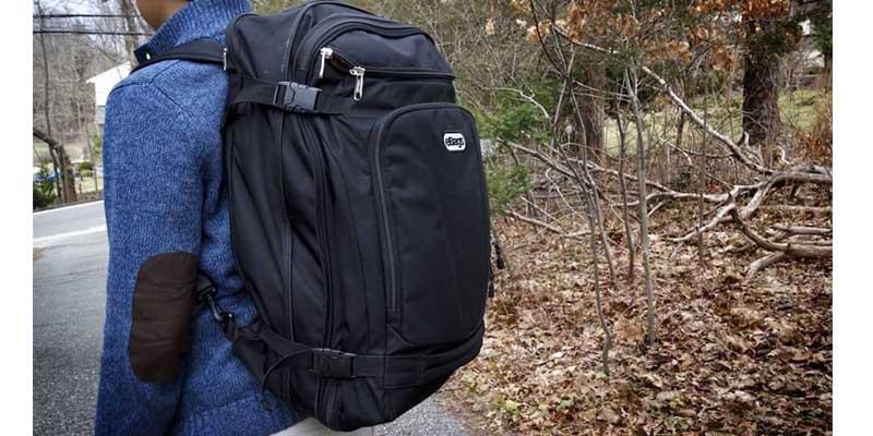 eBags TLS Mother Lode Weekender Convertible Backpack for macbook pro 13 inch